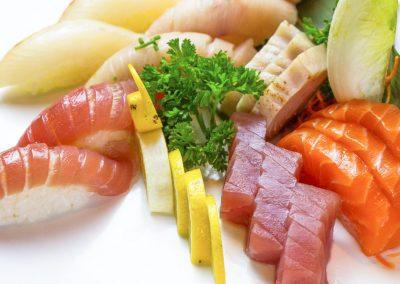 Hino Oishi Sashimi